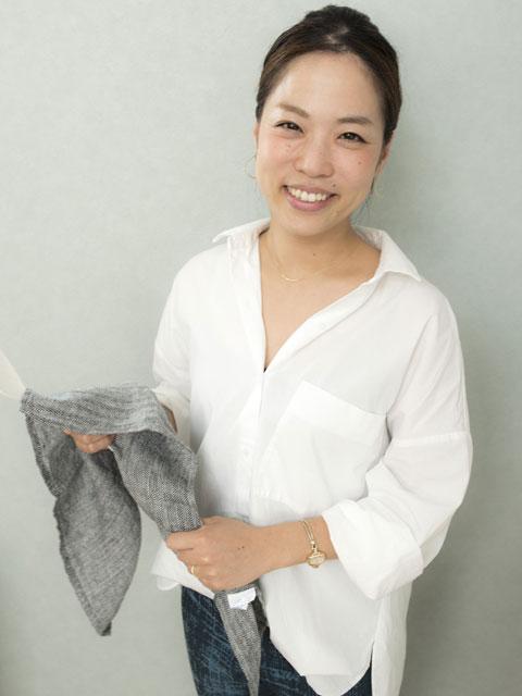 小川雅代の写真