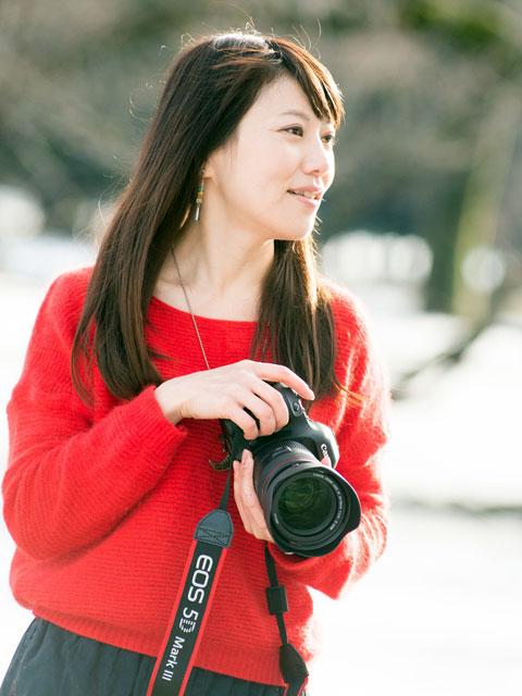 小野綾子の写真